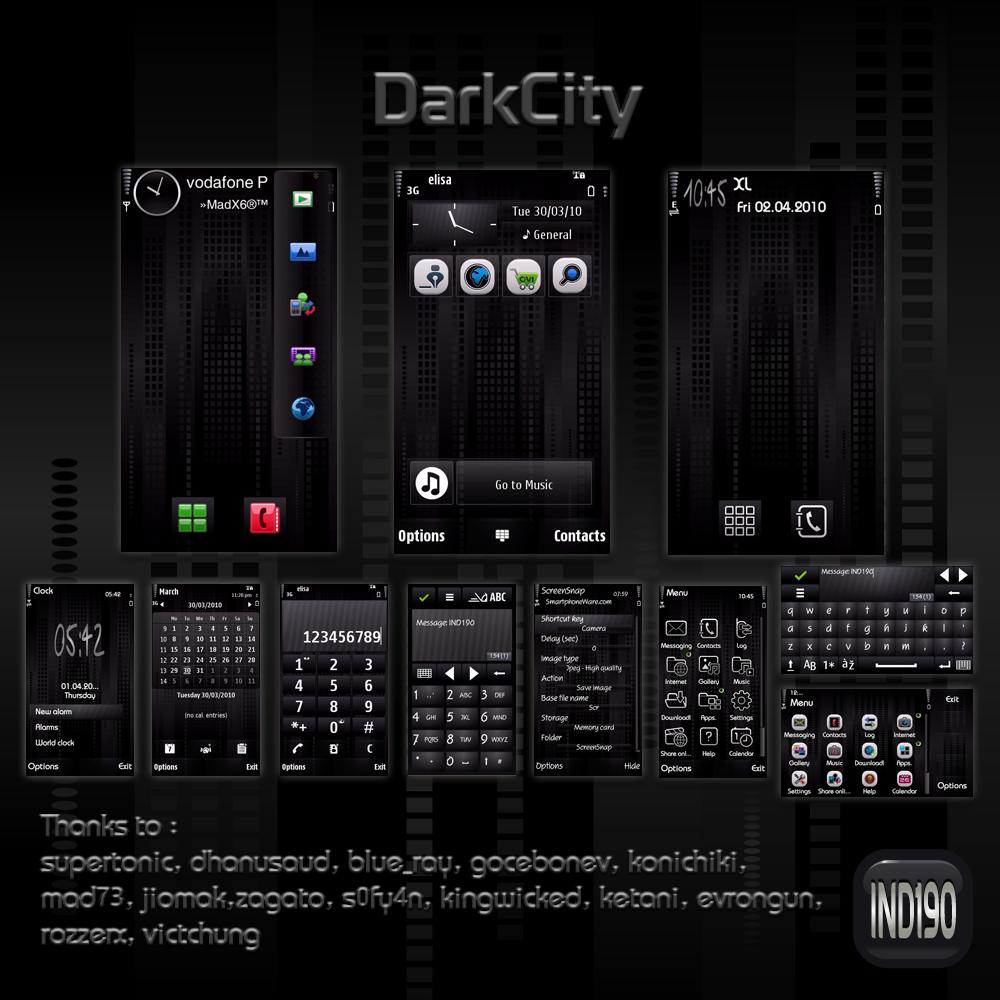 DarkCity by IND190 | IND190